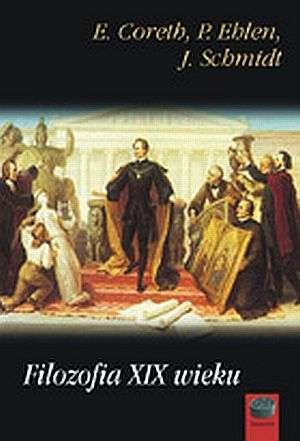 Filozofia XIX wieku - okładka książki