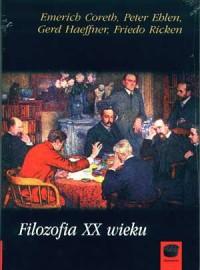 Filozofia XX wieku - okładka książki