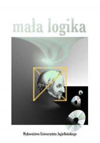 Mała logika - Ewa Żarnecka-Biały - okładka książki