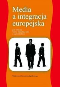 Media a integracja europejska - okładka książki