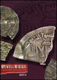 Opuscula Musealia. Zeszyt 13 - okładka książki