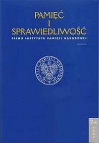 Pamięć i sprawiedliwość nr 2/2004 - okładka książki