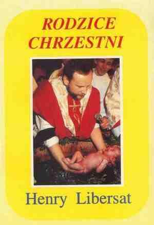 Rodzice chrzestni - okładka książki