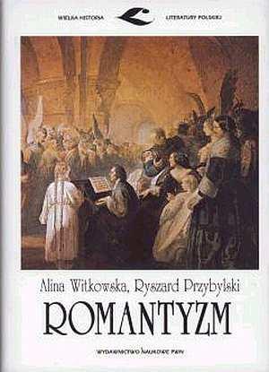 Romantyzm - okładka książki
