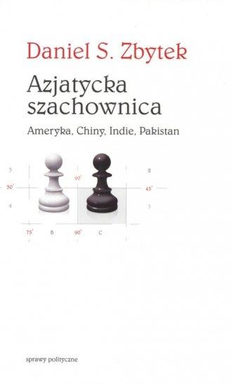 Azjatycka szachownica - okładka książki