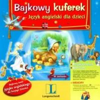 Bajkowy kuferek. Język angielski dla dzieci - okładka podręcznika