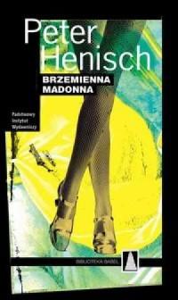 Brzemienna Madonna - okładka książki