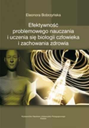Efektywność problemowego nauczania - okładka książki