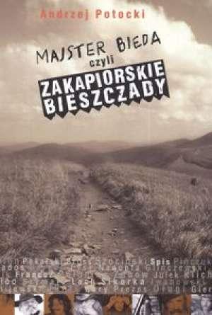 Majster Bieda, czyli zakapiorskie - okładka książki