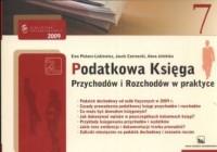Podatkowa księga przychodów i rozchodów 7 - okładka książki