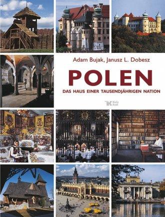 Polen. Das Haus einer tausendjährigen - okładka książki