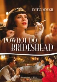 Powrót do Brideshead - okładka książki