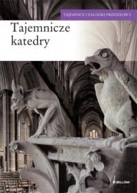 Tajemnicze katedry - okładka książki