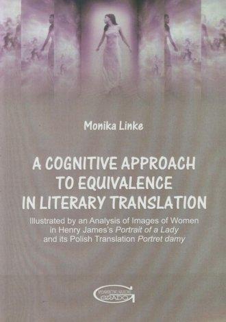 A cognitive approach to equivalence - okładka książki