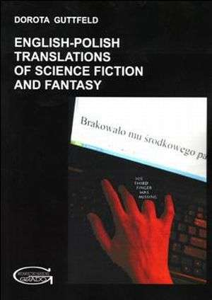 English-polish translations of - okładka książki