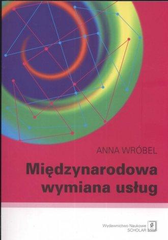 Międzynarodowa wymiana usług - okładka książki