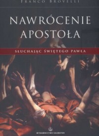 Nawrócenie apostoła - okładka książki