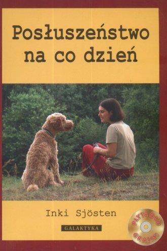 Posłuszeństwo na co dzień (+ DVD) - okładka książki