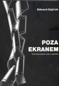 Poza ekranem - okładka książki