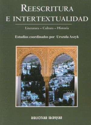 Reescritura e intertextualidad. - okładka książki