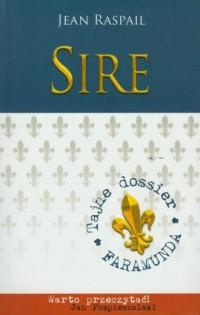 Sire - okładka książki
