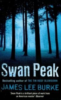 Swan Peak - okładka książki