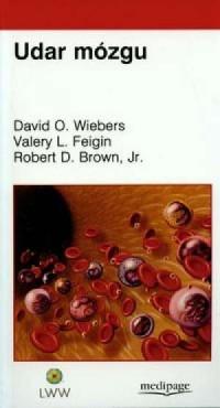 Udar mózgu - okładka książki