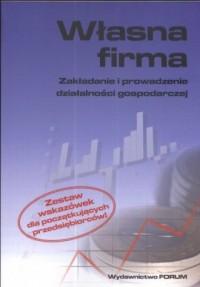 Własna firma - okładka książki