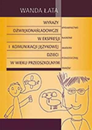 Wyrazy dźwiękonaśladowcze w ekspresji - okładka książki
