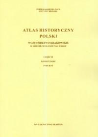 Atlas historyczny Polski w drugiej - okładka książki