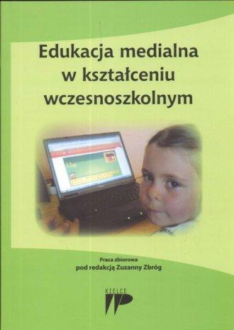 Edukacja medialna w kształceniu - okładka książki