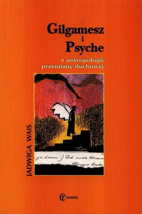 Gilgamesz i Psyche - okładka książki