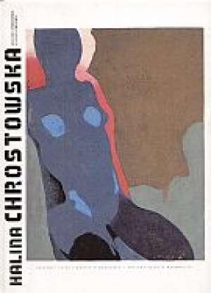 Halina Chrostowska - okładka książki