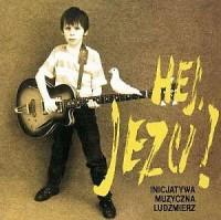 Hej, Jezu (CD) - okładka płyty