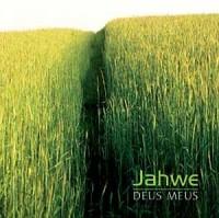 Jahwe. Deus Meus (CD) - okładka płyty
