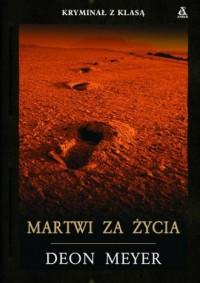 Martwi za życia - okładka książki
