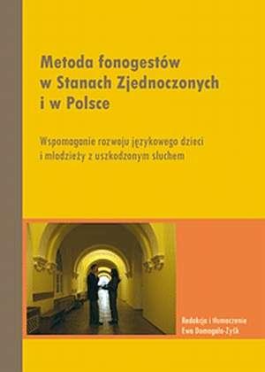 Metoda fonogestów w Stanach Zjednoczonych - okładka książki