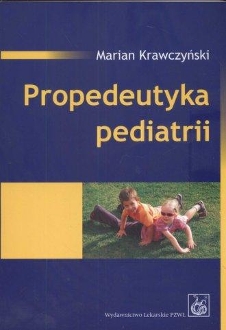 Propedeutyka pediatrii - okładka książki