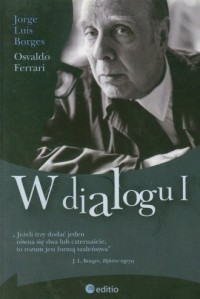 W dialogu I - okładka książki