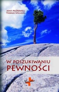 W poszukiwaniu pewności - okładka książki