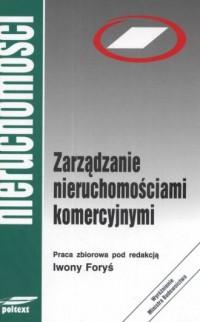 Zarządzanie nieruchomościami komercyjnymi - okładka książki