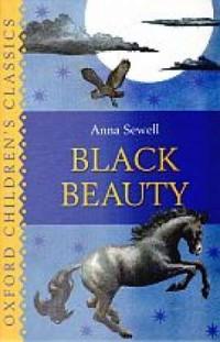 Black Beauty - okładka książki