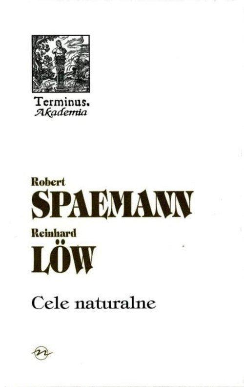Cele naturalne - okładka książki