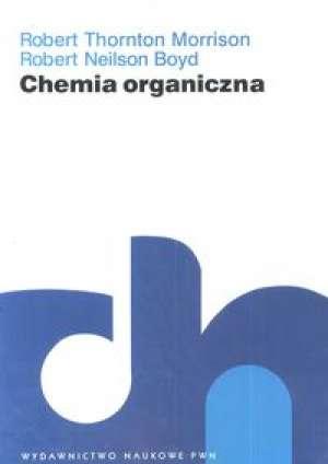 Chemia organiczna. Tom 2 - okładka książki