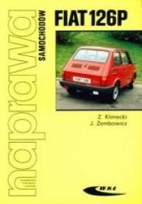 Fiat 126p - okładka książki