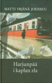 Harjunpaa i kapłan zła - okładka książki