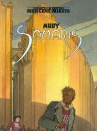 Mroczne Miasta. Mury Samaris - okładka książki