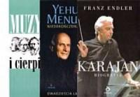 Niedokończona podróż / Karajan / Muzyka i cierpienie. PAKIET 3 KSIĄŻEK - okładka książki