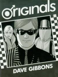 Originals - okładka książki