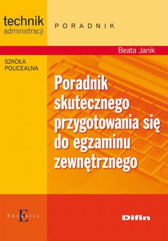 Poradnik skutecznego przygotowania - okładka podręcznika